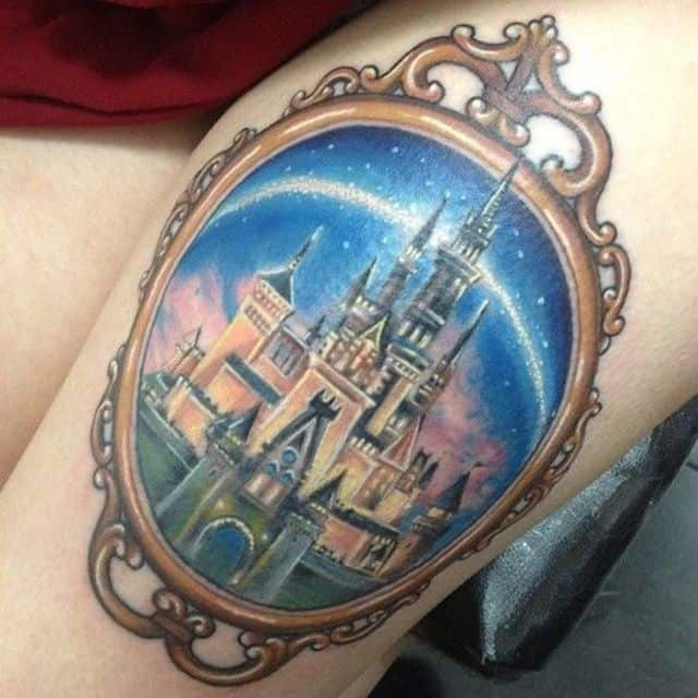 17 Magical Disney Tattoos That Look Straight Out Of Wonderland