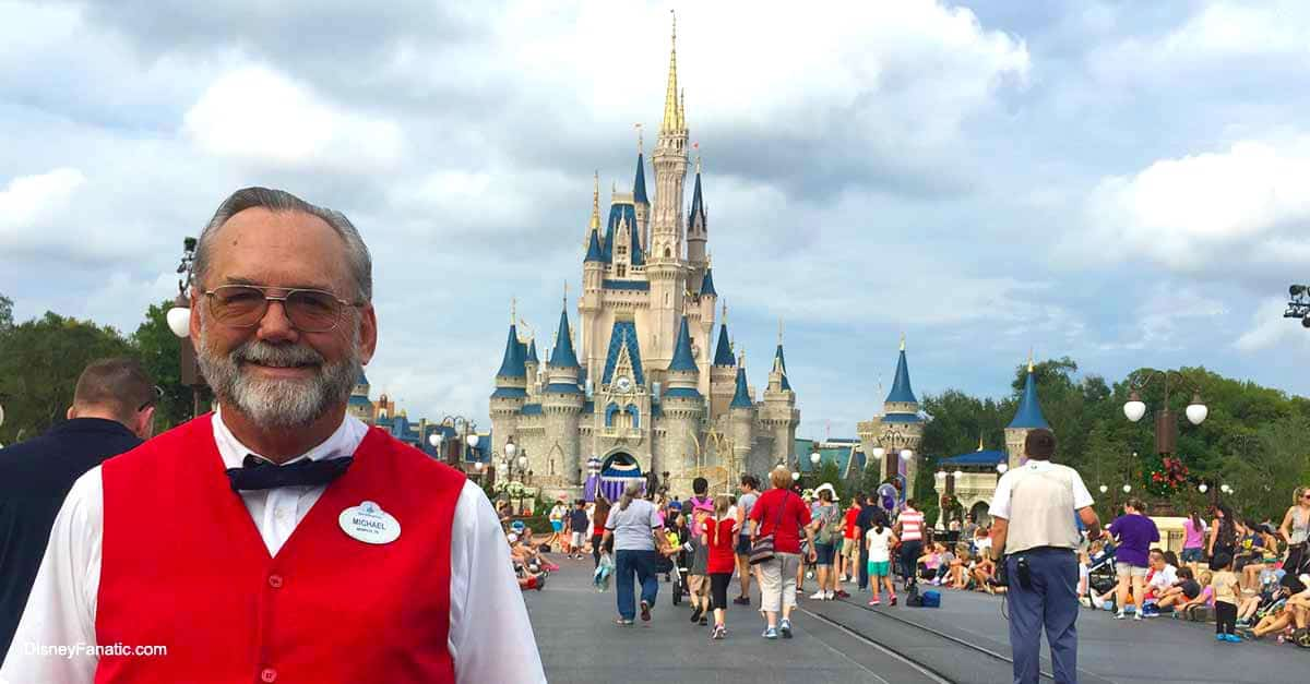Disney World Cast Member Magic Kingdom