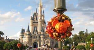 Disney Castle Halloween
