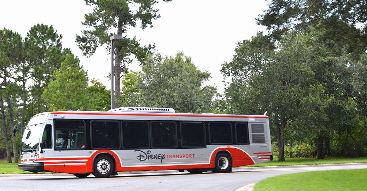 Bus Disney World