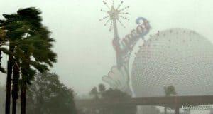 Epcot Storm