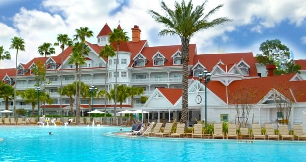 Grand Floridian . _Disney Vacation Club Resorts _ disney fanatic
