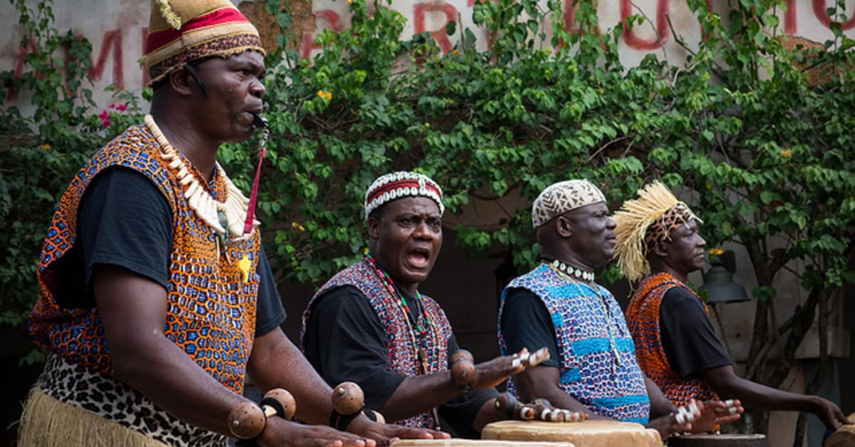 Harambe Drummers