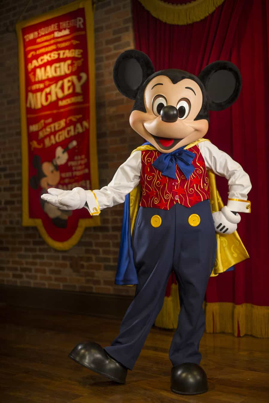 Mickey Mouse Town Square Theater