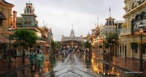 Rainy Disney
