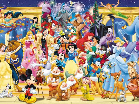 Can You Name The 21 Most Beloved Disney Characters Of All