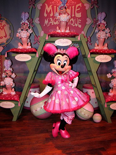 Minnie Mouse Storybook Circus