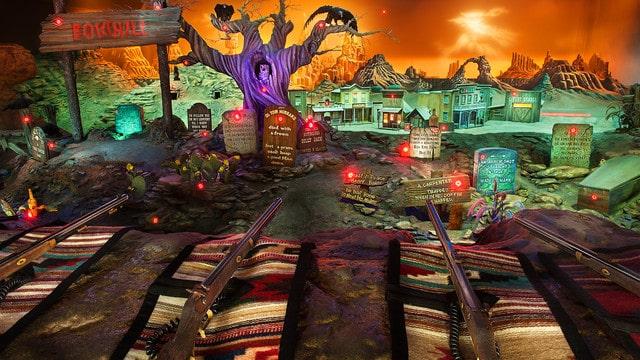Frontierland Shooting Arcade