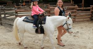 Pony Ride Circle D Ranch