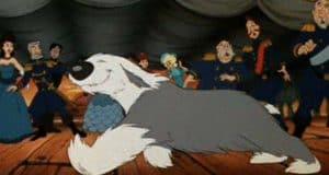 Disney Scene