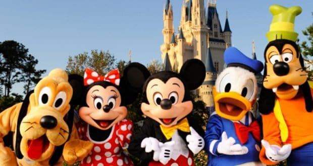 10 Fun Facts About The Characters At Disney World