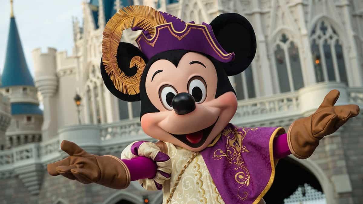 Mickey Mouse Friendship Fair