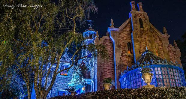 Haunted Mansion _ DisneyFanatic.com