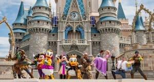 Royal Friendship Faire Magic Kingdom