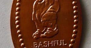Bashful penny