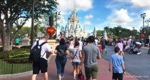 Cinderella Castle Main St. USA
