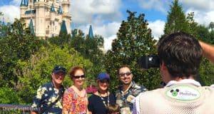 Disney World Photo Pass