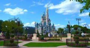 Cinderella Castle Plaza