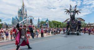 Cinderella Castle Parade