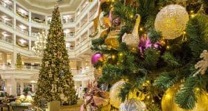 Grand Floridian Resort Christmas