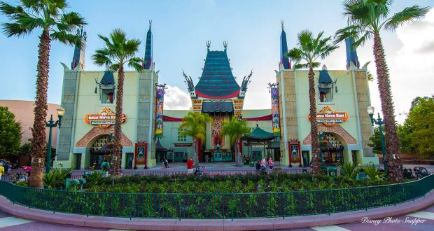 Hollywood Studios Manns Chinese Theater