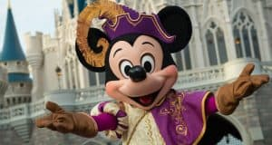 Mickey Mouse Royal Friendship Faire