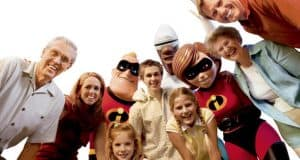 Incredibles Super Dance Party