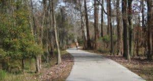 Fort Wilderness Trails
