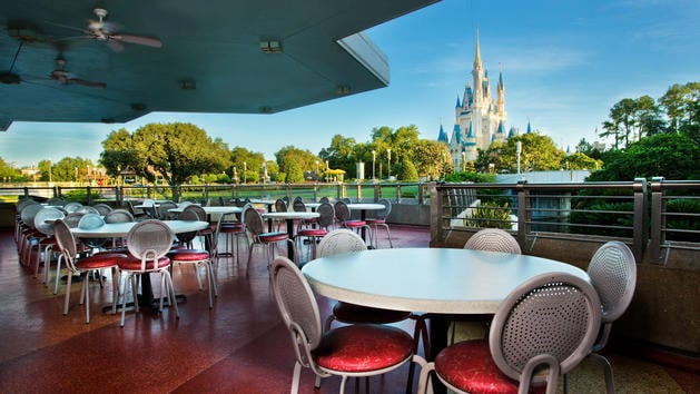 tomorrowland terrace restaruant