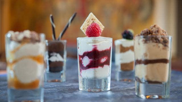 Maya Grill Desserts
