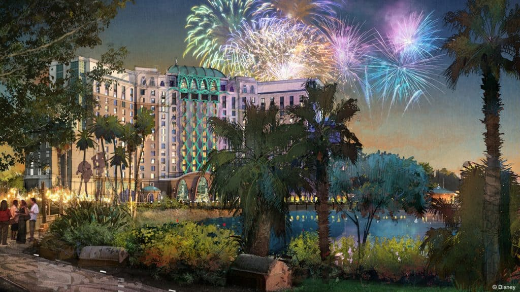 Coronado Springs Expansion _ disney resorts