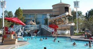 Pool Saratoga Spring