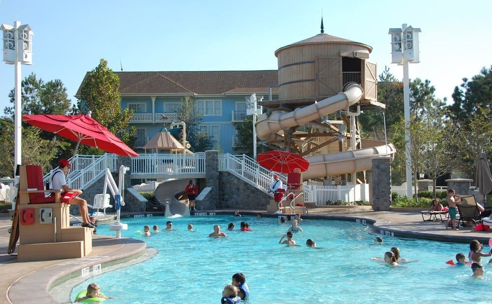 The 7 Best Things About Saratoga Springs Resort At Walt Disney World