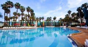 All Star Sports resort pool