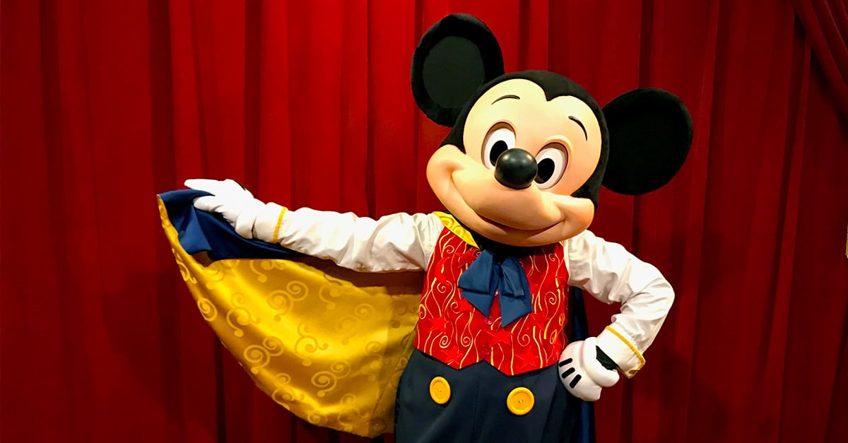 Mickey Mouse Town Square Theater _ DisneyFanatic