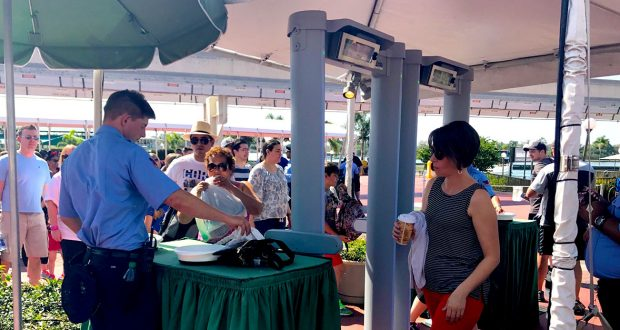 Image result for Security Changes Coming To Magic Kingdom