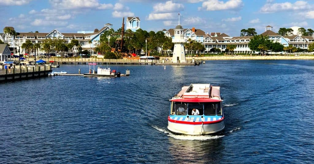 Friendship Boat