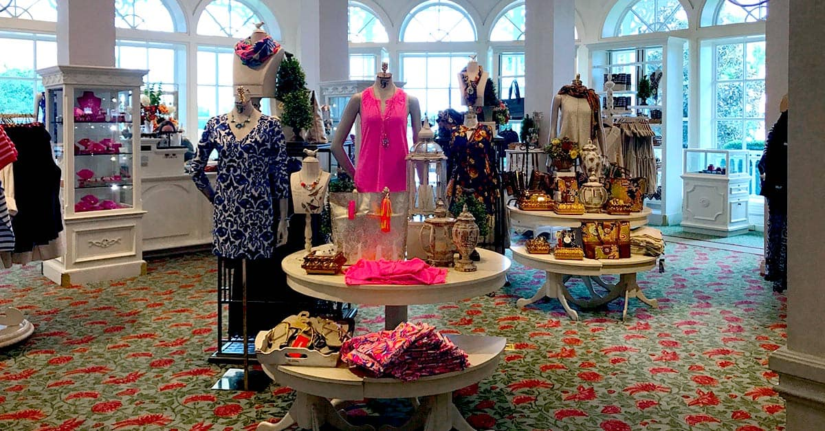 Our Favorite Shopping Experiences At Disney World Resort Hotels