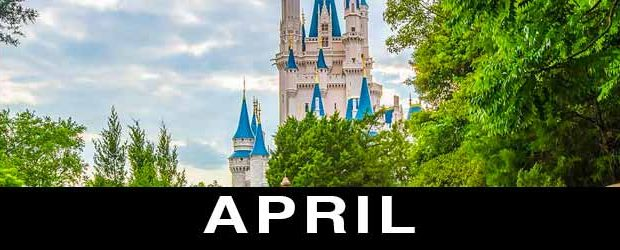 Disney In April