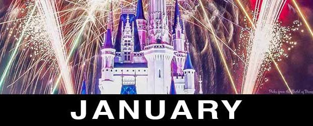 Disney in January