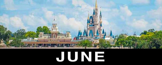 Disney in June
