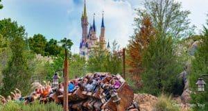 Castle 7 Dwarfs Mine Train