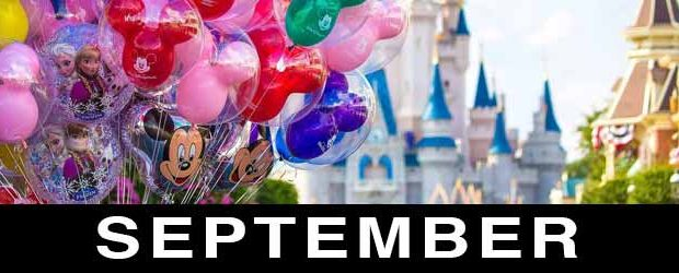 Disney in September