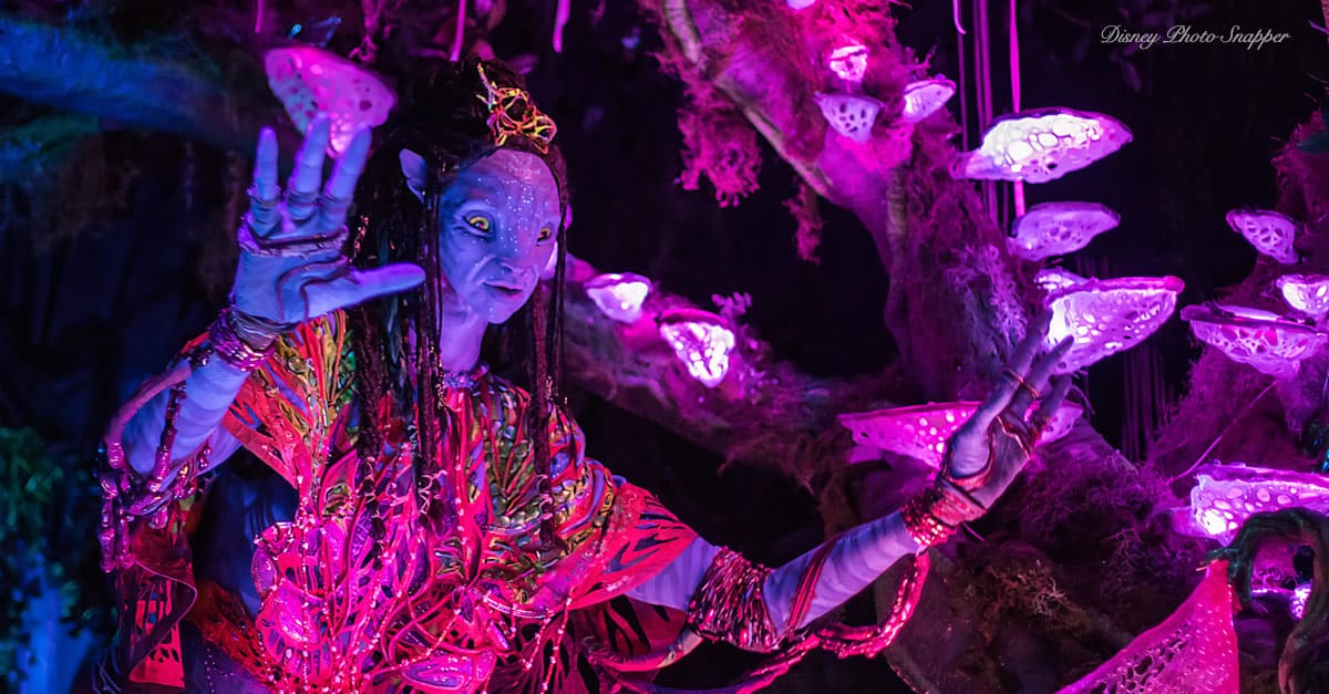 Get Your First Look At Disney World S Pandora The World Of Avatar