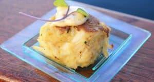 Crab Cake Paddlefish