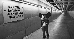 Disney Utilidors
