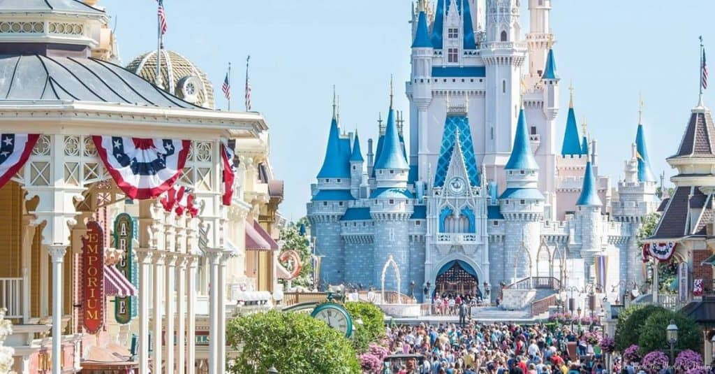 Cinderella Castle Disney World Resort - Emporium