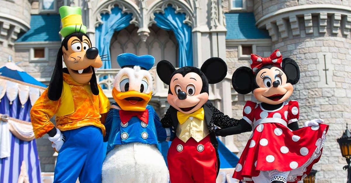 Mickey and Gang