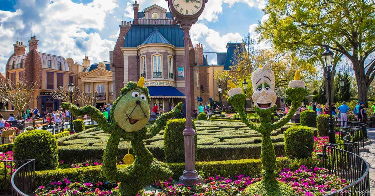 10 Times A Year When Disney World Is At Its 39 Most Beautiful