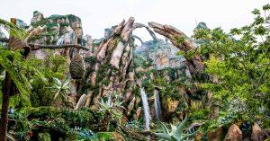 Pandora Waterfall _ disney fanatic